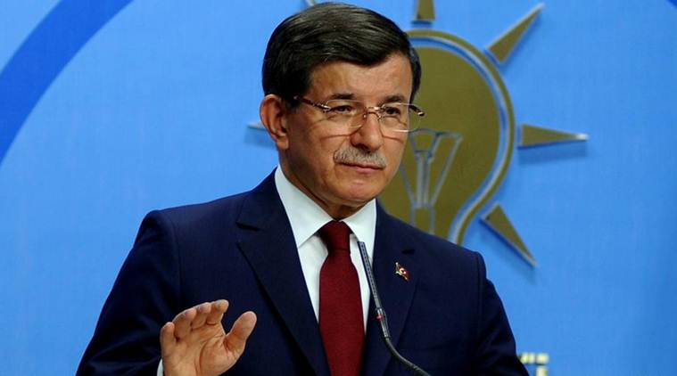Turkey ex-PM Davutoglu close to being expelled from AKP party