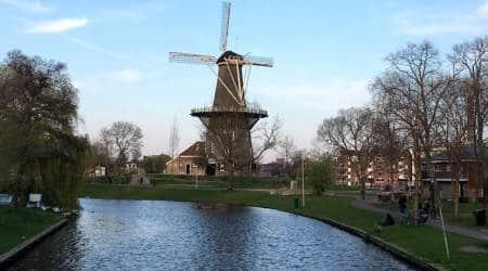 Amsterdam, Leiden, De Valk windmill museum, Keukenhof flower gardens, South Holland, Netherlands, windmill museum, De Valk, painter Rembrandt, Saint Peter, indian express news