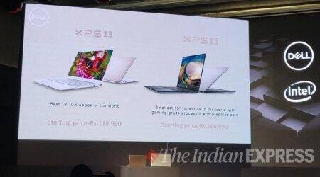 Dell XPS 13 india, Dell XPS 13 2019 model, Dell Alienware m15, Dell G3 3590, Dell Inspiron 7000 2-in-1 price in India, Dell Inspiron 7000 2-in-1 specifications