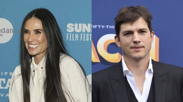 Demi Moore claims that threesomes led to divorce from Ashton Kutcher