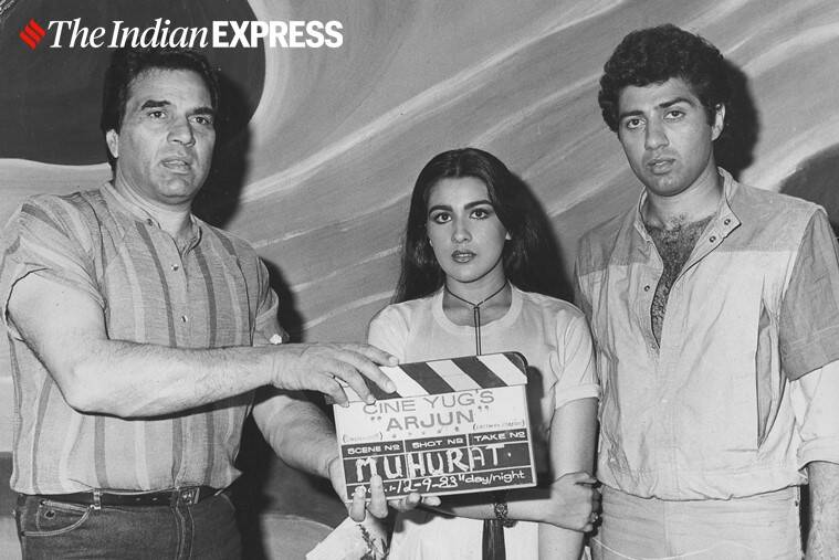 dharmendra and sunny deol