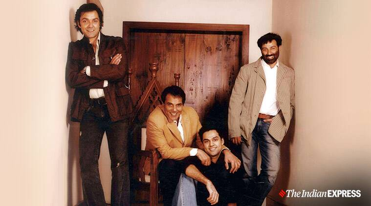 Fathers, Sons, Nephews and Daughters: The ultimate Deol debut compilation
