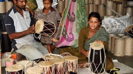 Thane: Dholaki makers face poor living conditions, apathy