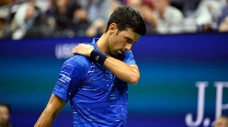 Organising Us Open Is Impossible The Rules Are Extreme Novak Djokovic Sports News The Indian Express