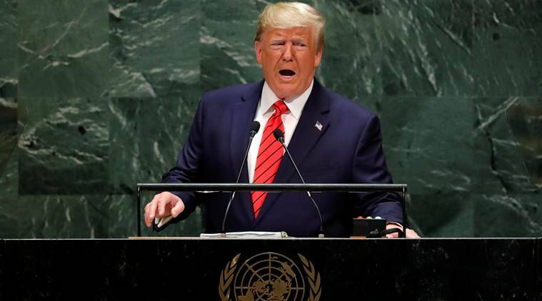 President Trump To Address UN General Assembly