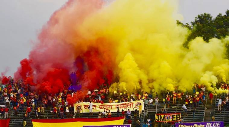 East Bengal remain in CFL title hunt with win over Md Sporting