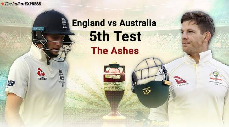 England Vs Australia 5th Ashes Test Day 2 Highlights
