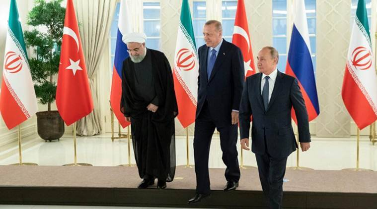 Putin, Erdogan and Rouhani Discussed the Future of Syria