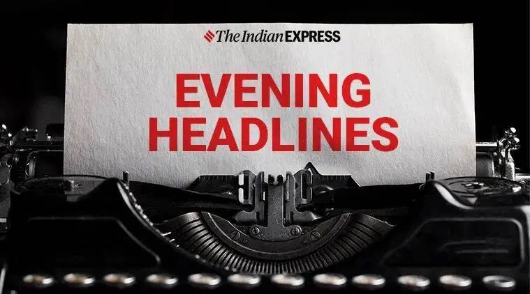 Top news today, top news evening, Pakistan manmohan singh, pakistan congress, Chidambaram INX media case, Bihar floods, Bihar news, evening news today, indian express news