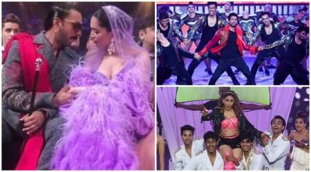 Everything that happened inside IIFA 2019
