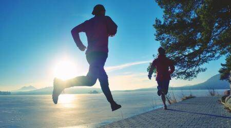 depression, exercising, indianexpress, indianexpress.com, physical benefits of exercise, how exercise combats depression, what is depression, can depression be treated without medicines, mental health, physical activity,