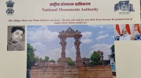 Exhibition showcasing photographs of monuments in PoK marks PM Modi's birthday