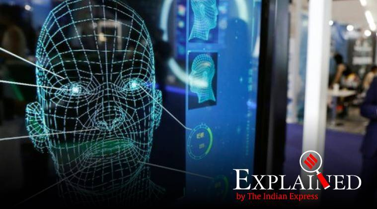 facila recognition, china facial recognition, Chinese telecom, chinese mobile phone, express explained, indian express