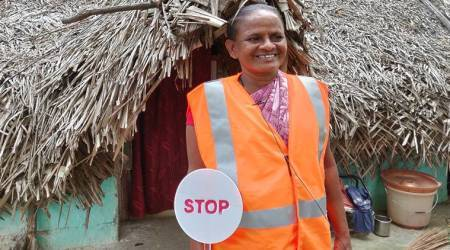 Chennai traffic, Chennai traffic warden, Shakur banu