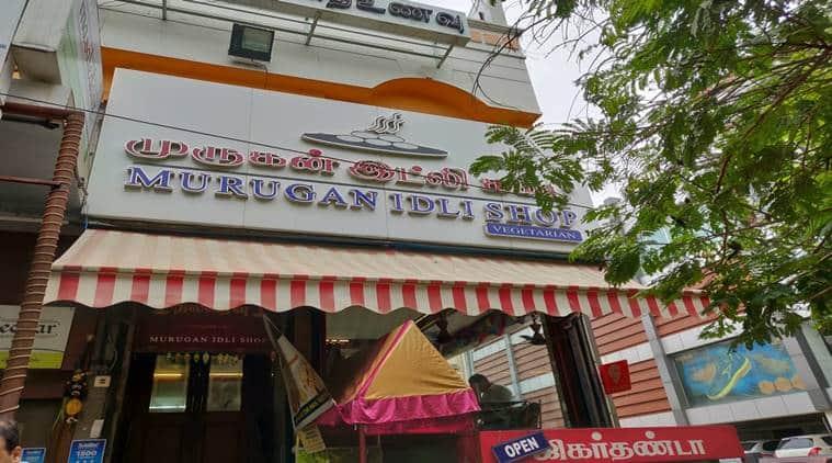 Murugan Idly Shop, Chennai restaurant