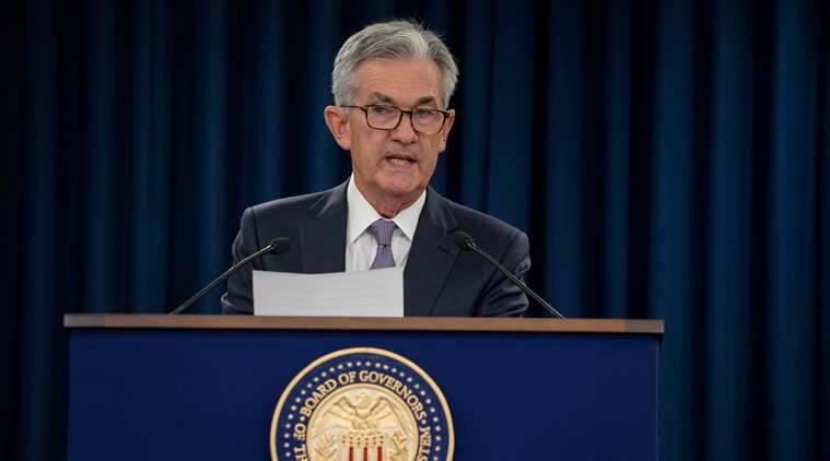 Federal Reserve cuts main interest rate to near zero in response to COVID-19