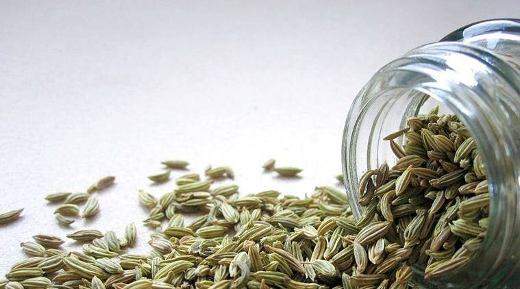 fennel seeds, fennel seeds face mask, skincare tips, indian express, indian express news