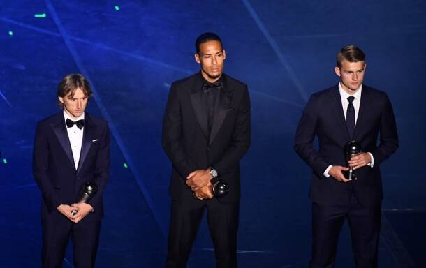 Lionel Messi wins FIFA Player of the Year for record-sixth time