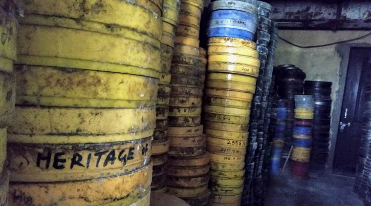 Films Division documentaries, mumbai films stored, india archive documentaries, National Film Archive of India, Film Division space
