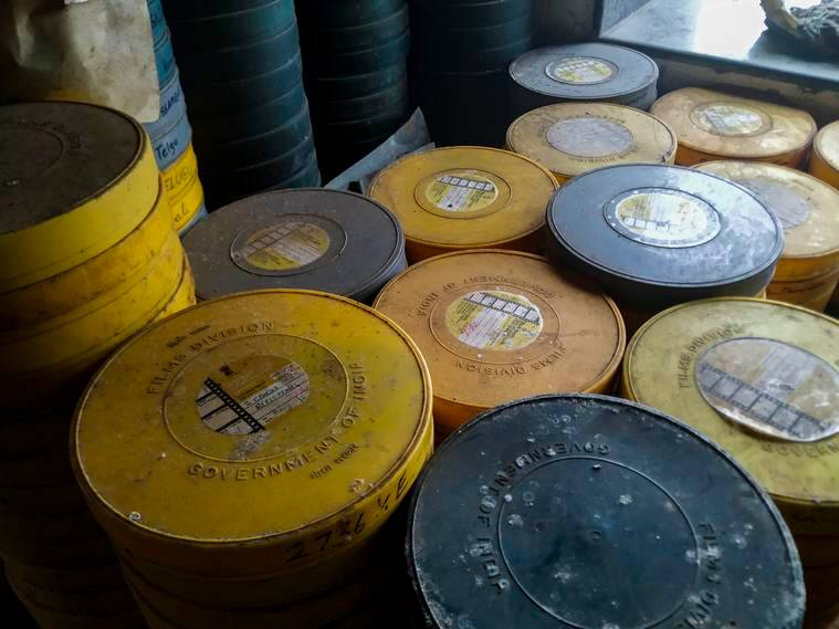 Films Division runs out of space, decades of films stored in corridors