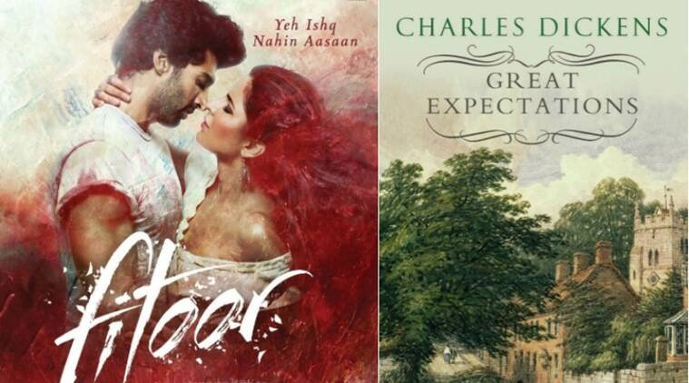 fitoor great expectations adaptation