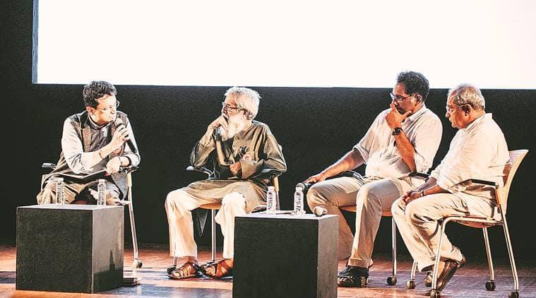 Frame Conclave 2019, Frame Conclave 2019 goa, ashis nandy, National Institute of Oceanography goa, Habib Rahman, Achyut Kanvinde, Mahendra Raj