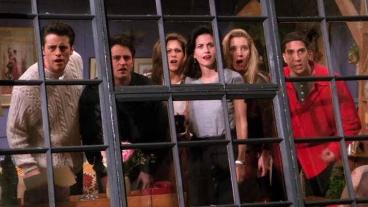 friends tv show 25 years