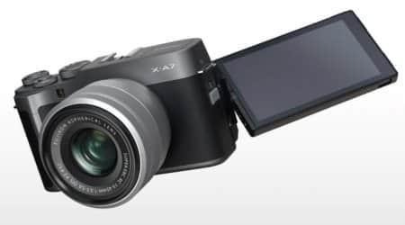 Fujifilm X-A7 mirrorless camera, Fujifilm X-A7, Fujifilm