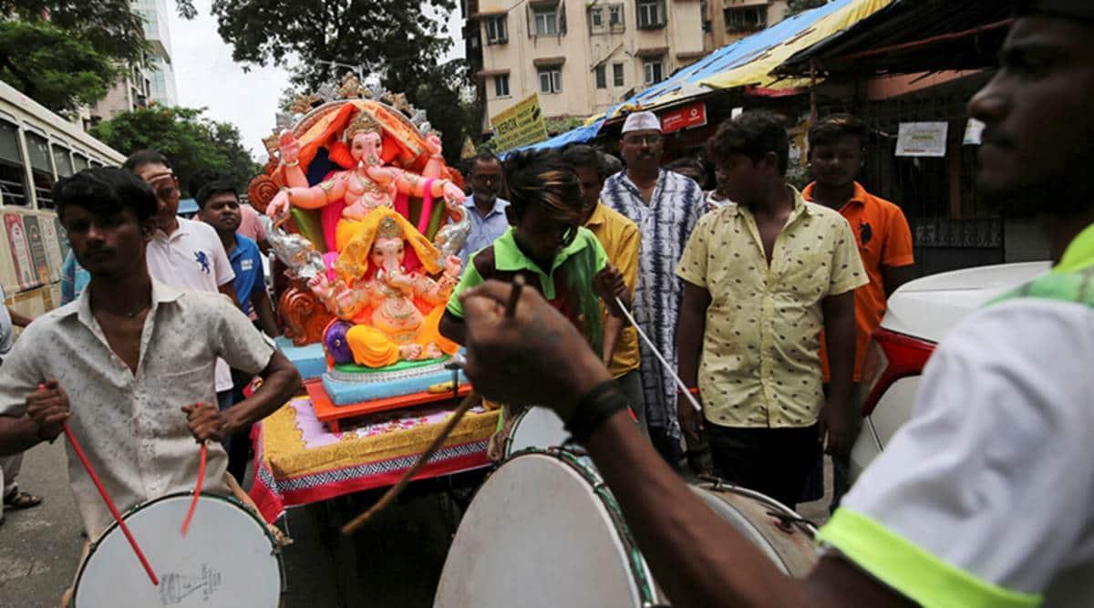 Pune City police, Ganesh festival, Pune news, Maharashtra news, Indian express news