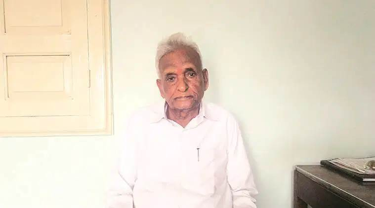 ganpatrao deshmukh, Peasants and Workers Party, sangola seat, pwp candidate, Maharashtra assembly elections, election news, indian express