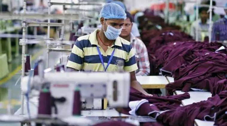 readymade garments export, drop in exports, Ludhiana news, Punjab news, Indian express news