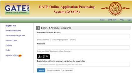 GATE, GATE 2020 application form, GATE instructions, gate exam pattern, gate.iitd.ac.in, education news