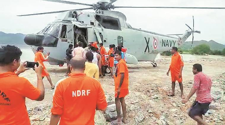 Andhra Pradesh boat capsize: Search operations resume to find missing tourists