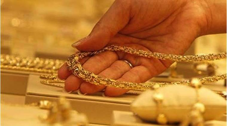 Gold futures up on positive cues