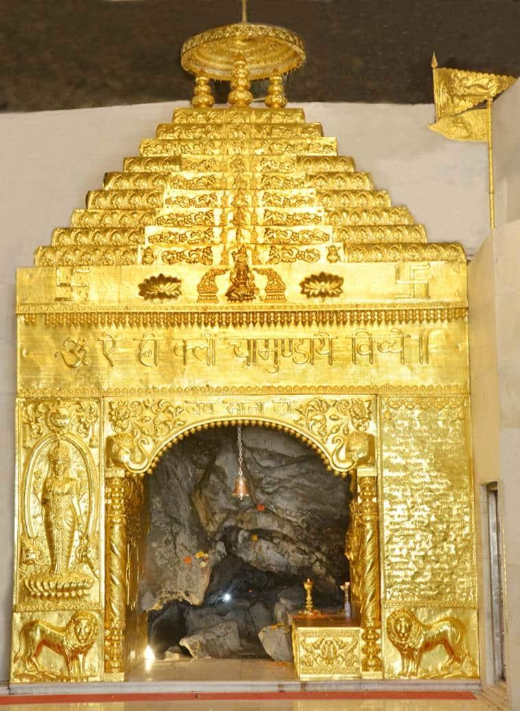New golden gate to be put at Vaishno Devi shrine for Navratras