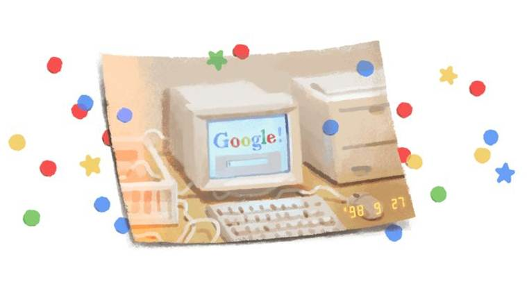 Google's 21st birthday: Doodle celebrates a search engine