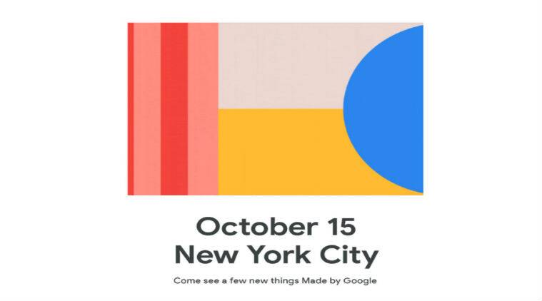 google pixel 4, made by google, pixel 4 series smartphones, made by google event on october 15, made by google event in new york city