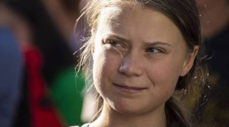 Greta Thunberg, greta thunberg name time person of the year, teen climate activist named time person of the year, 2019 time person of the year