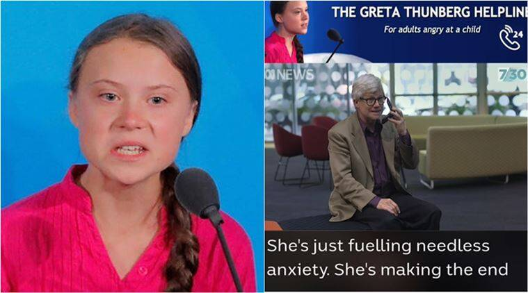 Greta Thunberg Pivots To Death Metal