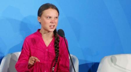 Greta Thunberg, Greta Thunberg alternative nobel prize, Right Livelihood Award, Greta Thunberg on climate change