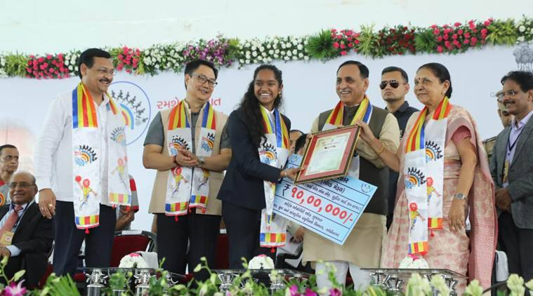 Gujarat: 47 lakh students to take part in 'Khel Mahakumbh' this year, says CM Rupani