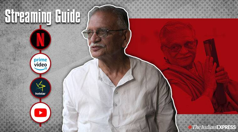 streaming guide of gulzar movies