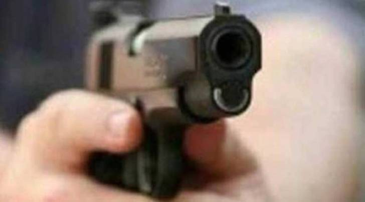 Bajrang Dal member shot at, cow vigilantes, Bajrang Dal member shot at in Gurgaon, Delhi news, Haryana news, Abhishek Gaur Gurgaon district president of Bajrang Dal, indian express