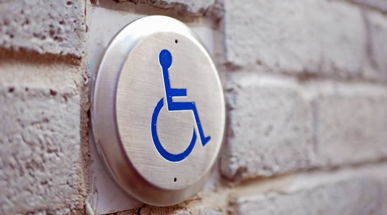 Disabilities Act, person with disability, community protests, Delhi news, Indian express news