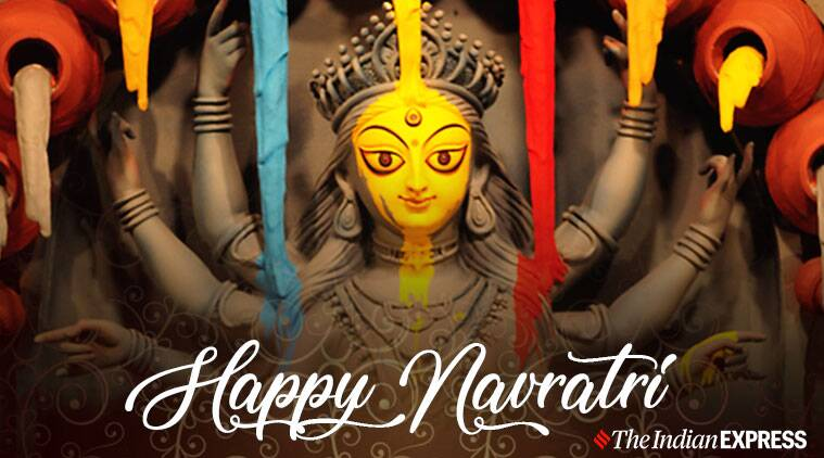 Happy navratri 2019 wishes images messages photos and status for whatsapp and facebook