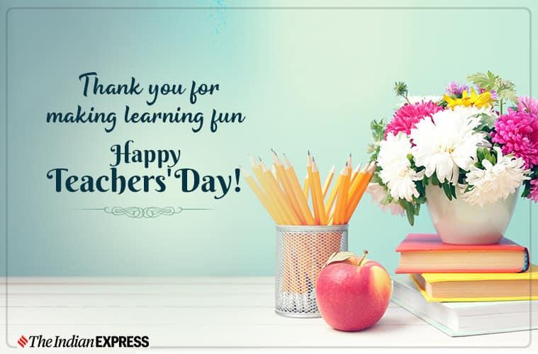 el dispensador happy teachers day wishes images