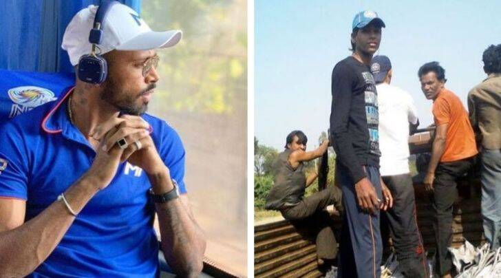 Hardik Pandya, Hardik Pandya instagram, Hardik Pandya cricketer, Hardik Pandya photo, Hardik Pandya truck, Hardik Pandya in a truck