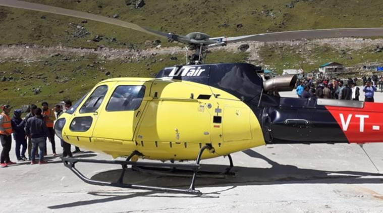 Narrow escape for passengers as helicopter makes emergency landing in Kedarnath