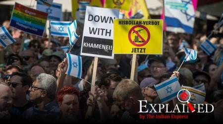 Hezbollah, ban on Hezbollah, German ban on Hezbollah, Hezbollah banned in germany, Islamic political group Hezbollah, Hezbollah political activity, express explained, indian express