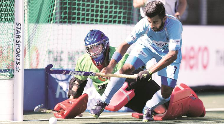 Olympic qualifiers: Men face minnows Russia, women pitted
